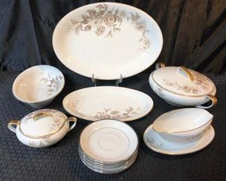 Noritake Lasalle Porcelain Tableware