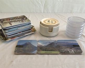Various Table Coasters