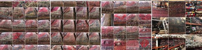 These are Turkish & Persian  hand knotted Design Rugs, that we are Liquidating at Below of cost, in different sizes, Design and price Example Liquidating Price:  4' X 6' = from $99 5' X 8' = from $199 8' X 10' = from $399 We accept  any reasonable offer/ Price
