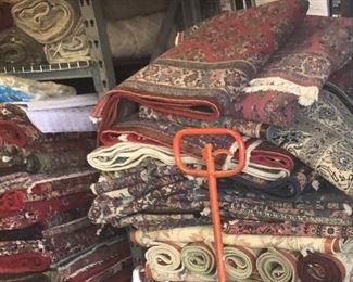These are Persian Fine hand knotted Design Rugs, that we are Liquidating at Below of cost, in different sizes, Design and price We accept  any reasonable offer/ Price
