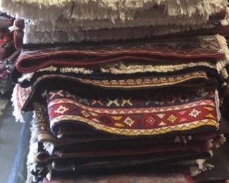 These are Persian & Turkish Fine hand knotted Design Rugs, that we are Liquidating at Below of cost, in different sizes, Design and price Example Liquidating Price:  4' X 6' = from $399 5' X 8' = from $799 8' X 10' = from $999 We accept  any reasonable offer/ Price
