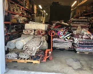 These are Turkish & Persian Fine hand knotted Design Rugs, that we are Liquidating at Below of cost, in different sizes, Design and price Example Liquidating Price:  4' X 6' = from $399 5' X 8' = from $699 8' X 10' = from $899 we accept any reasonable price / offer