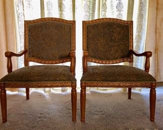 This beautiful hand made furniture chairs mad in Egypt, Natural wood ,  all design and made by hand.                                                                                                     we accept any reasonable price / offer