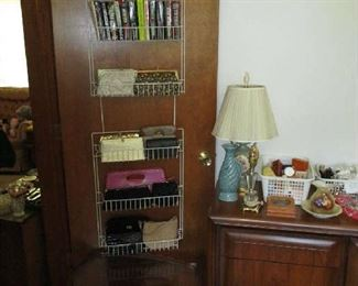 Books and household items