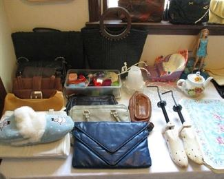 Purses and miscellaneous items