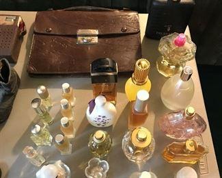 Nice selection of perfume.