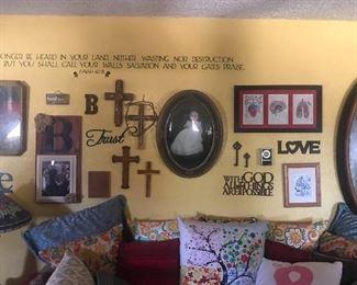 Artwork and decor
