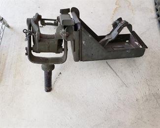 30/50 combo machine gun mount