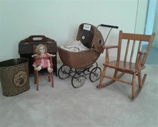 Baby Carriage Grouping
