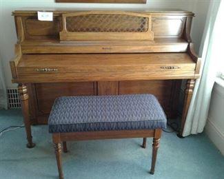 Beautiful Baldwin Piano