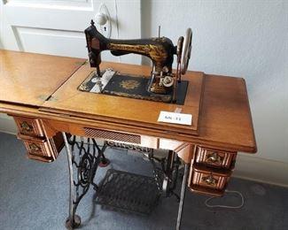 Singer Trundle Sewing Machine