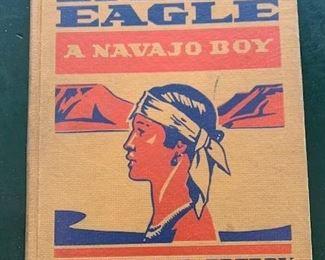 Little Eagle A Navajo Boy