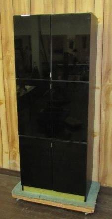 Modern 6 Door Storage Cabinet