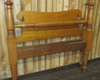 1800's Rope Bed