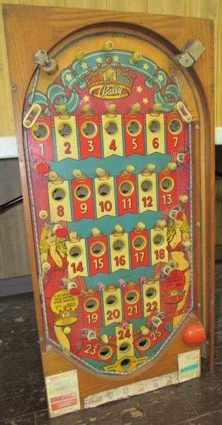 Pinball Machine Wall Decor