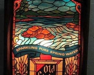 Old Style Beer Lighted Sign