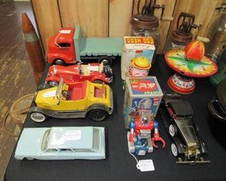 Old & Vintage Toys