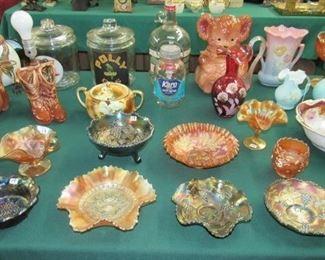 Carnival Glass & More