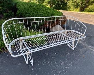 Woodard Gliding bench
