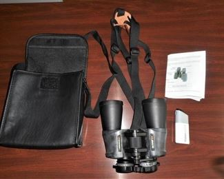 Celestron binoculars 10 x 50 - Ultima DX w/case, lens cleaner & instructions https://ctbids.com/#!/description/share/209236