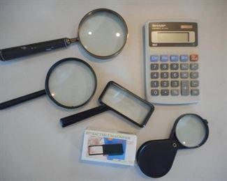 Lot of 6 pc office items https://ctbids.com/#!/description/share/209275