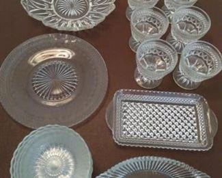 lot of 17 pc glassware - misc. items https://ctbids.com/#!/description/share/210004