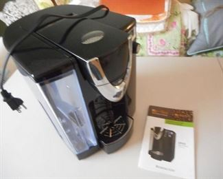 iCoffee Opus by Remington single serve coffee brewer https://ctbids.com/#!/description/share/210642