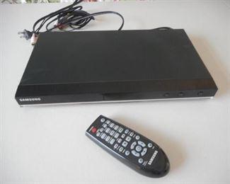 Samsung DVD player with remote https://ctbids.com/#!/description/share/210645