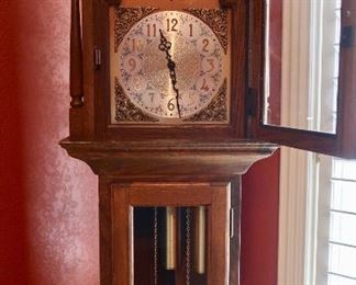 Grandfather/Grandmother Clock - Viking