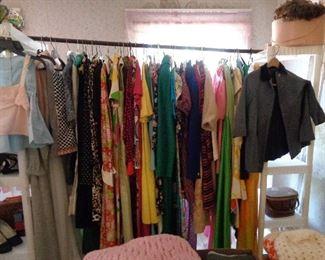 vintage adult & childrens clothing