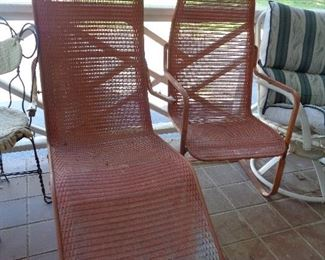 2 of these vintage chairs