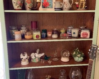 Candles, Knick-knacks