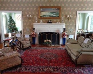 Decorators Dream , Historic Monte Vista 5,000 sq. ft. Home  loaded with Quality Antiques