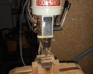 Tool  Shop  table top drill press