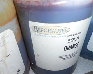 Berghausen brand , consumer safe Dyes,