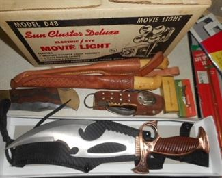 Knives, collectible