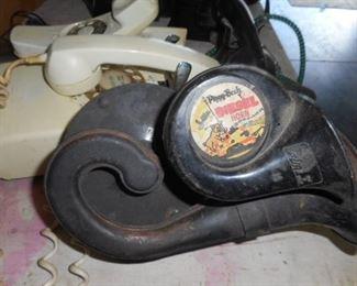 Vintage automotive  horn