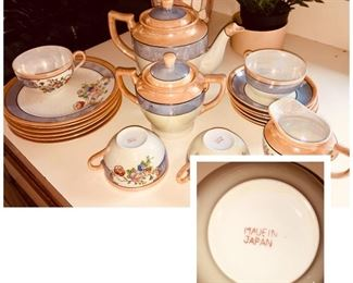 Made in Japan tea set