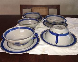 Swedish tea set