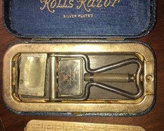 Rolls Razor in box