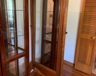 #13		floor mirror on wheels 29x72	 $120.00