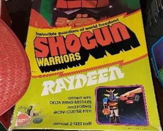 Vintage Shogun Warriors - Raydeen