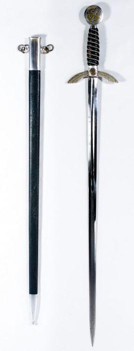 World War II German Luftwaffe Officer Sword