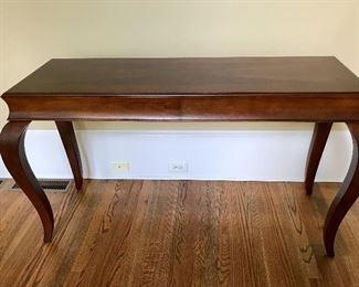 Bernhardt Sofa Table