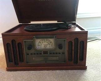 Vintage Victrola 78 Player