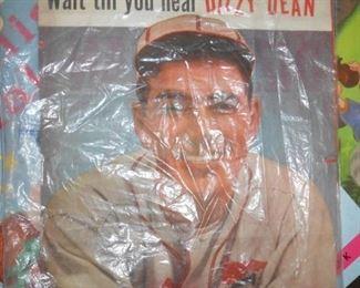 Dizzy Dean brochure