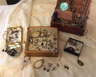 Super Sterling Jewelry Lot