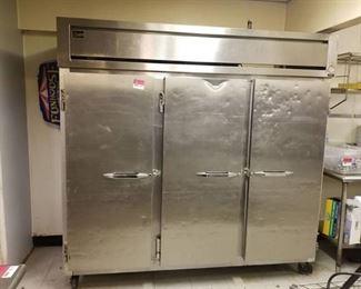 Randell 3 Door Freezer