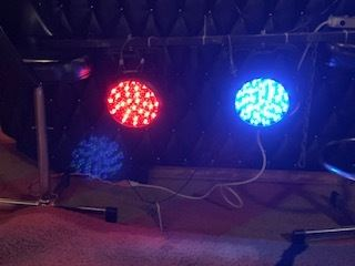 Derby LED Controller With 4 Lights
