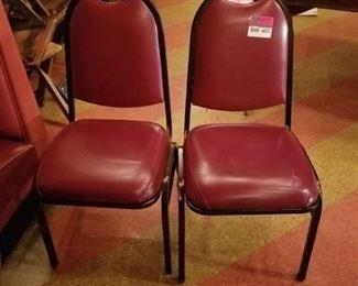 2 Restaurant Chairs